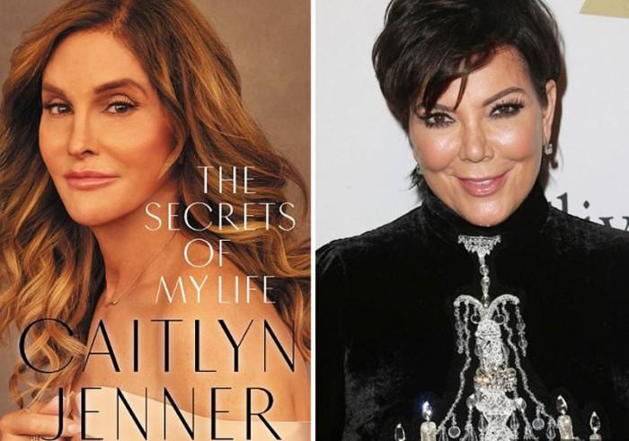 Caitlyn y Kris Jenner, de la guerra a la paz por el dinero
