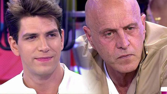 Diego Matamoros agradece a su padre el apoyo a Laura