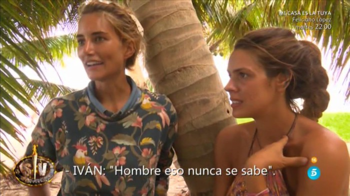 Laura Matamoros no se ve ganadora y pide a su padre que esté en plató