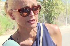 Lucía Pariente no ha visto la demanda de Fonsi Nieto