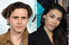 Brooklyn Beckham sale con Madison Beer