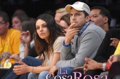 Ashton Kutcher carga contra una revista que afirma que engaña a Mila Kunis