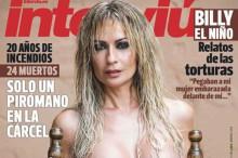 Olvido Hormigos repite portada y se convierte en escritora erótica para Interviú