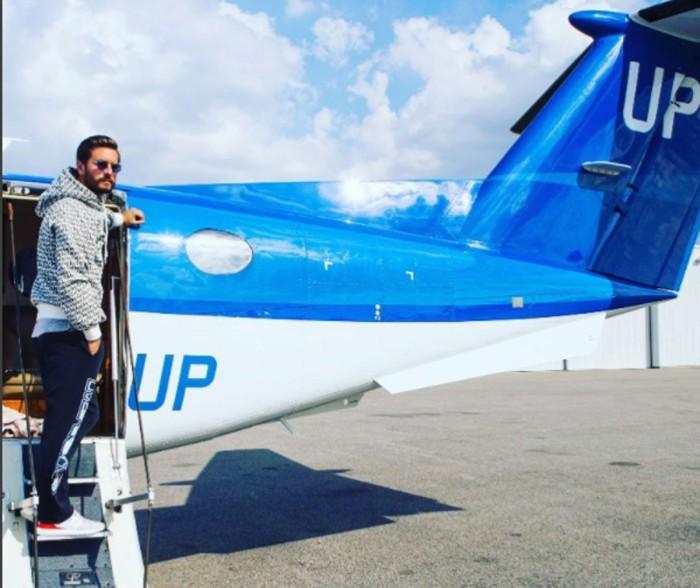 Kourtney Kardashian y Scott Disick se van de vacaciones tras meses de tensión