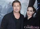 Angelina Jolie y su enfado al ser preguntada por Brad Pitt