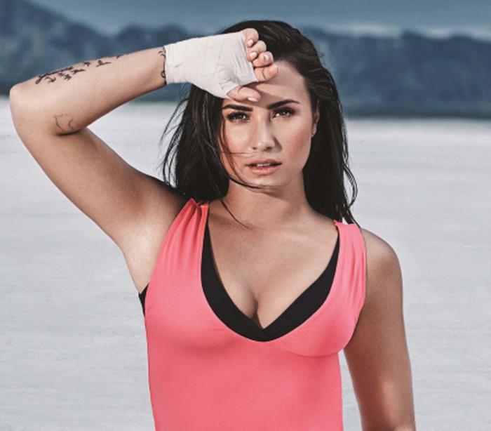 Demi Lovato se siente más bella que nunca