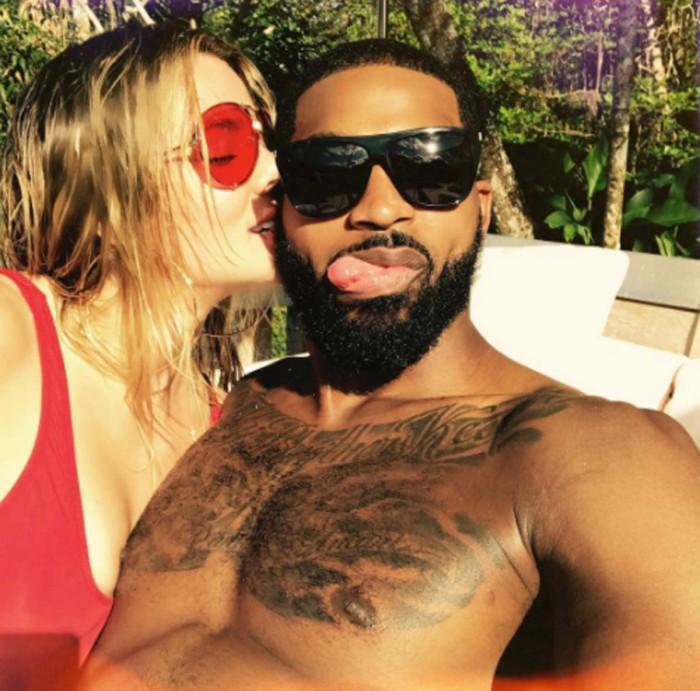 Tristan Thompson no está seguro de que Khloe Kardashian sea la mujer de su vida