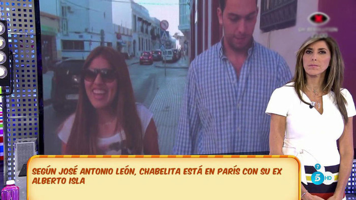 Alejandro Albalá acude a Sábado Deluxe y Chabelita ataca