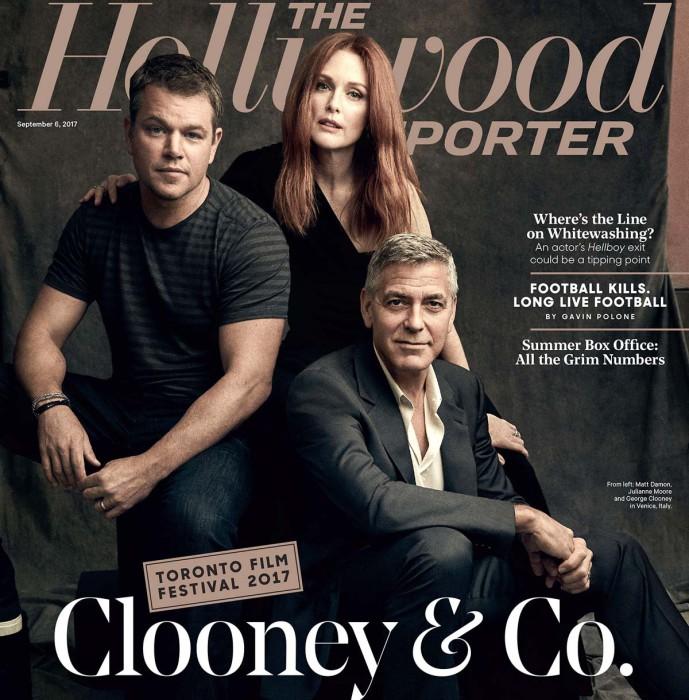 George Clooney revela cómo conoció y se enamoró de Amal