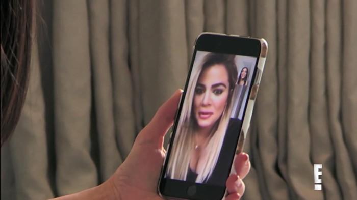 Kim Kardashian confirma su embarazo en el estreno de la nueva temporada de