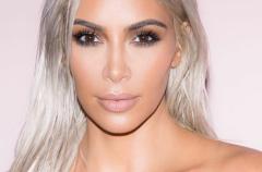 Kim Kardashian, sorprendente cambio de look