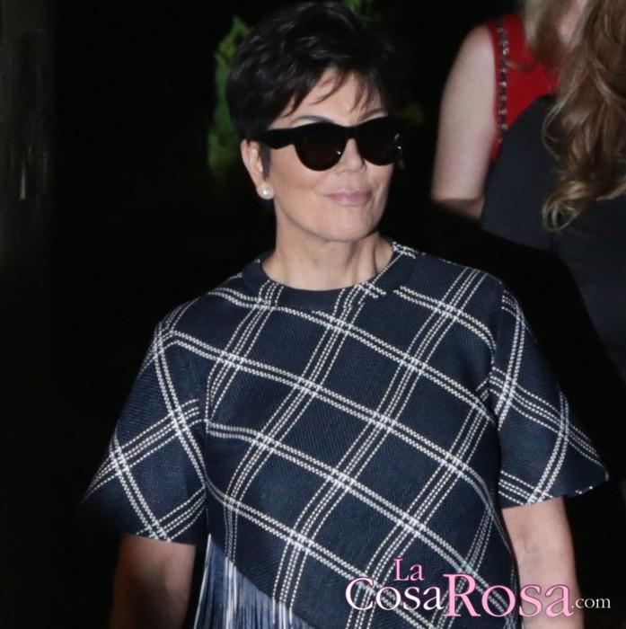 Kris Jenner quiere asegurarse de que el embarazo de Kylie no arruina sus negocios