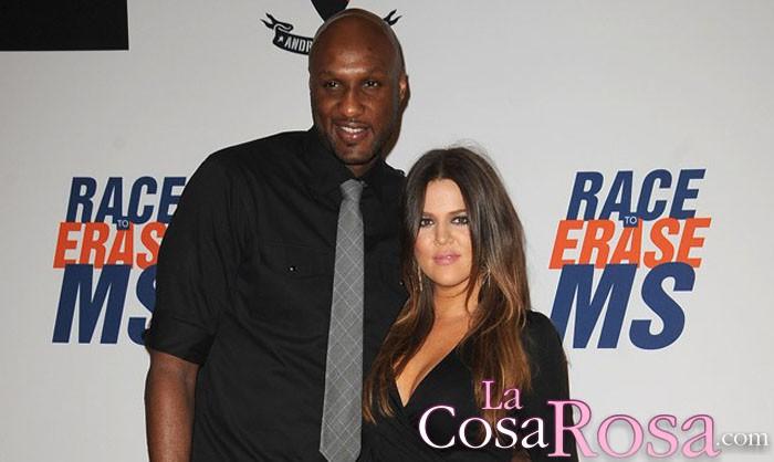 Khloe Kardashian revela que le contaron que Lamar había muerto tras su sobredosis
