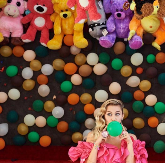 Miley Cyrus revela por qué ha dejado el alcohol y la marihuana
