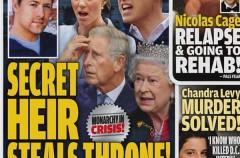 El Príncipe Carlos de Inglaterra y su hijo secreto