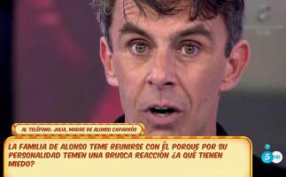 Alonso Caparrós llega como colaborador a Sálvame con polémica familiar