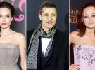 Angelina Jolie muy enfadada con los rumores que unen a Brad Pitt con Ella Purnell