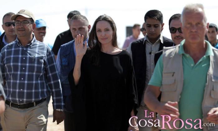 Angelina Jolie ha perdido el control sobre sus hijos tras su separación de Brad Pitt