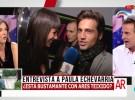 Paula Echevarría, David Bustamante y Ares Teixidó, a examen