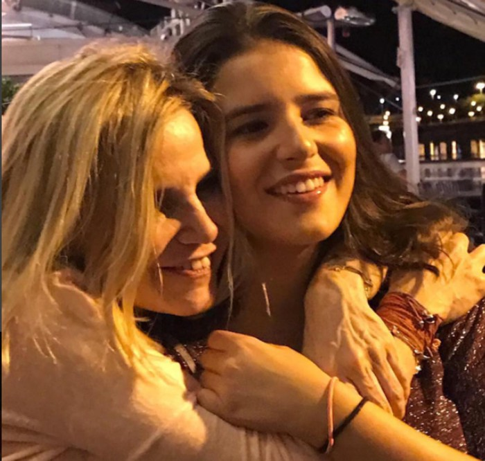Eugenia Martínez de Irujo habla claro sobre el posado de su hija