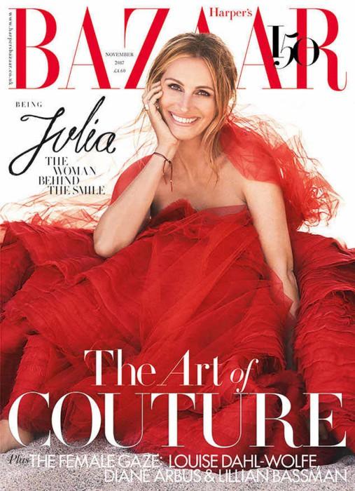 Julia Roberts admite haber sido una egoísta y una maleducada en su juventud