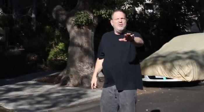 Harvey Weinstein dice que todos cometemos errores antes de comenzar su rehabilitación