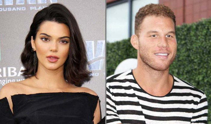 Kendall Jenner y Blake Griffin formalizan su relación