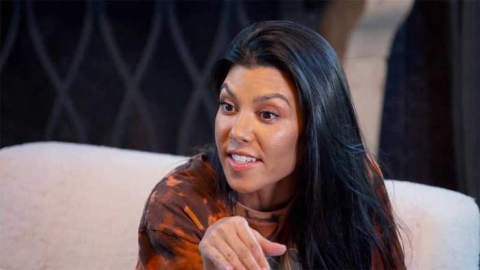 Kourtney Kardashian carga contra Scott Disick en Las Kardashian