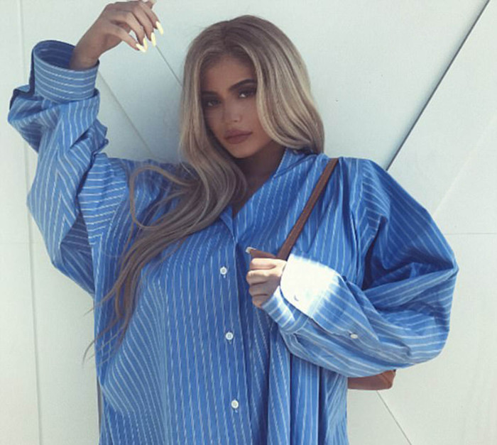 Kylie Jenner contrata a un coach para controlar su embarazo