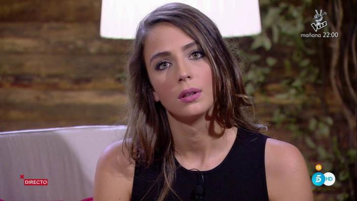 Laura, la novia de Cristian F., se ve las caras con Hugo y Petra en Gran Hermano Revolution