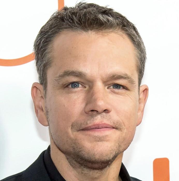Matt Damon y Russell Crowe acusados de tapar los abusos sexuales de Harvey Weinstein