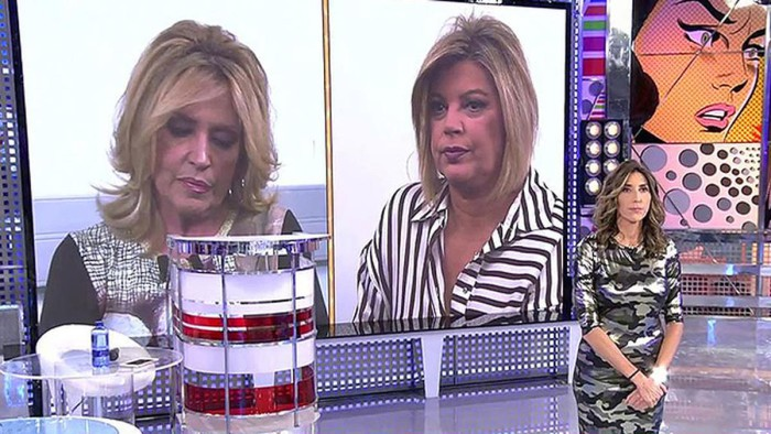 Paz Padilla sale en defensa de Lydia Lozano y Terelu Campos