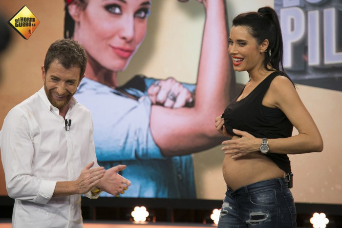 Pilar Rubio espera su tercer niño con Sergio Ramos
