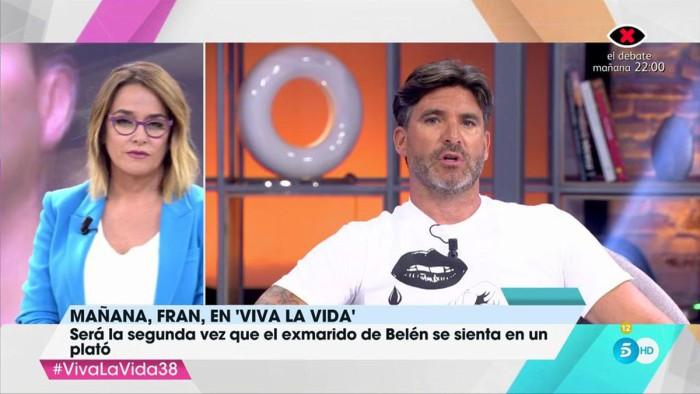 Toño Sanchís buscaba a Fran Álvarez por todos los bares de Madrid