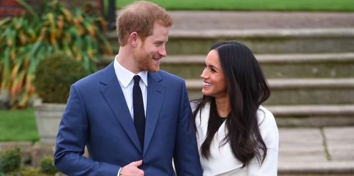 Meghan Markle siguen los rumores de embarazo con su boda en mayo