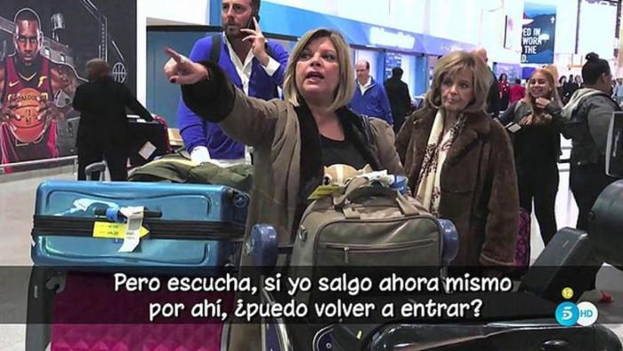 Los problemas de Las Campos al aterrizar en Nueva York