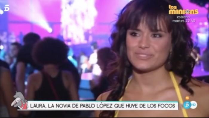 Pablo López rompe con su novia Laura Devesa