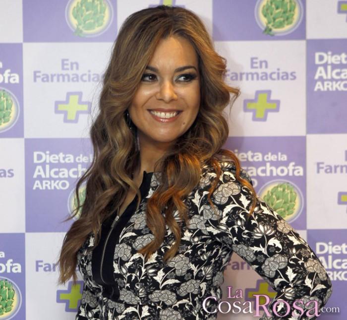María José Campanario es hospitalizada por una crisis de ansiedad