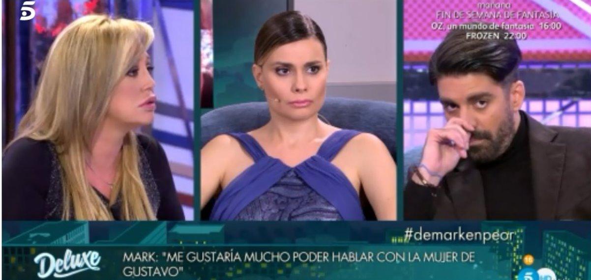 María Lapiedra aclara su segunda actividad profesional