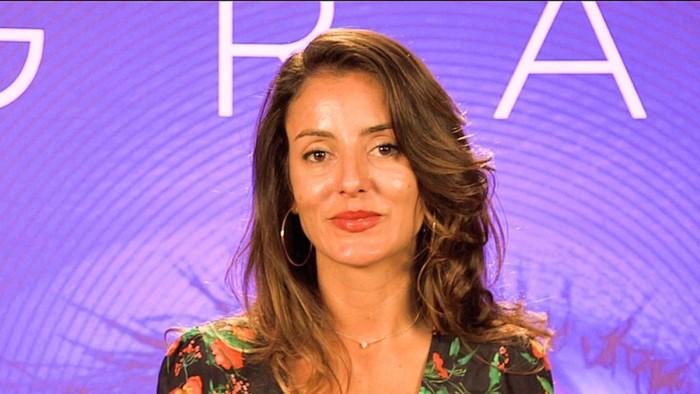 Petra, desnuda en Interviú, achaca la mala audiencia de GH Revolution a Cataluña