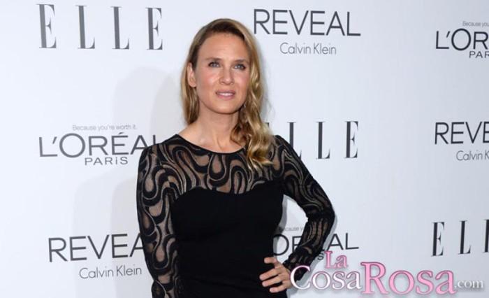 Renee Zellweger niega haber hecho favores sexuales a Harvey Weinstein