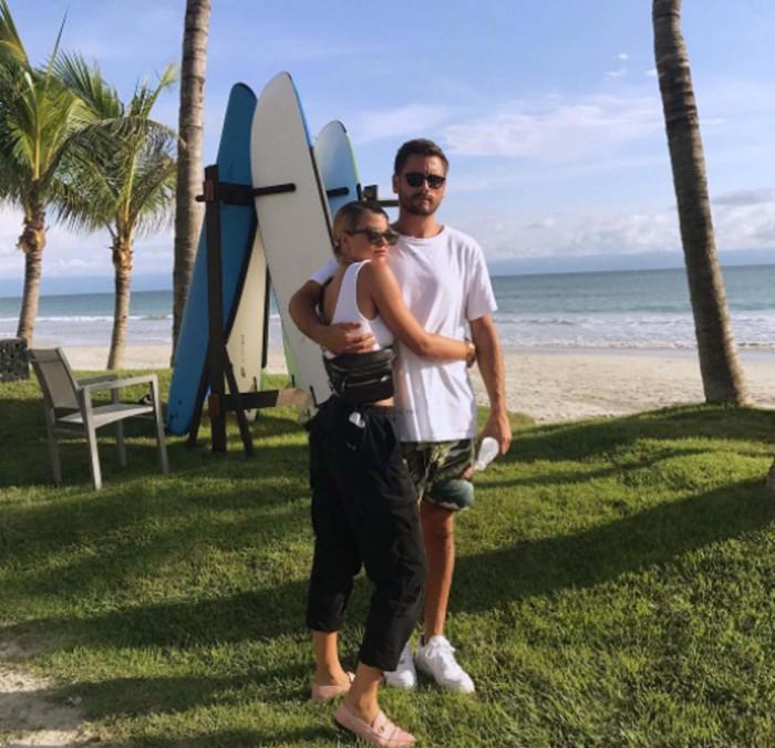 Scott Disick planea protagonizar un reality show con Sofia Richie