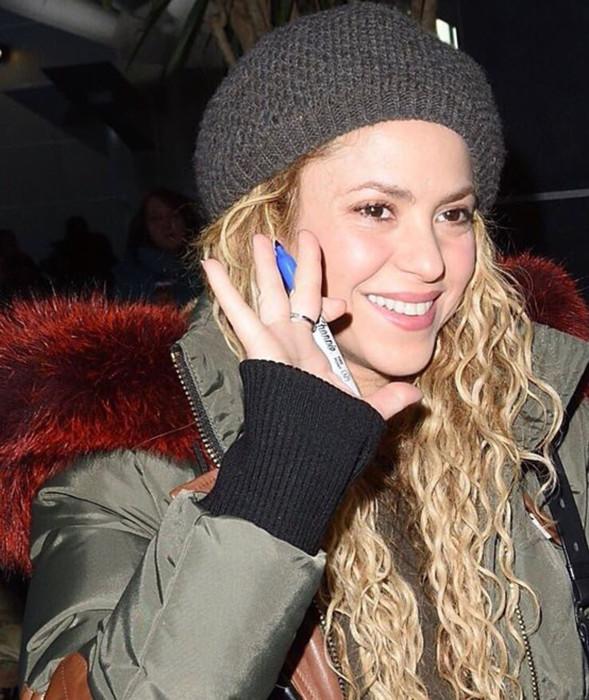 Shakira y Piqué regresan de su viaje a Nueva York