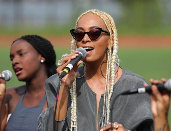 Solange Knowles padece un desorden autonómico