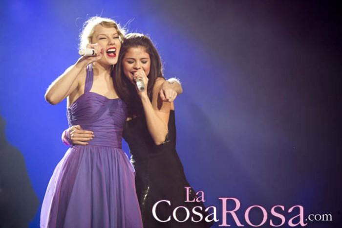 Selena Gomez y Taylor Swift, lo mejor de sus relaciones con los Jonas Brothers fue conocerse