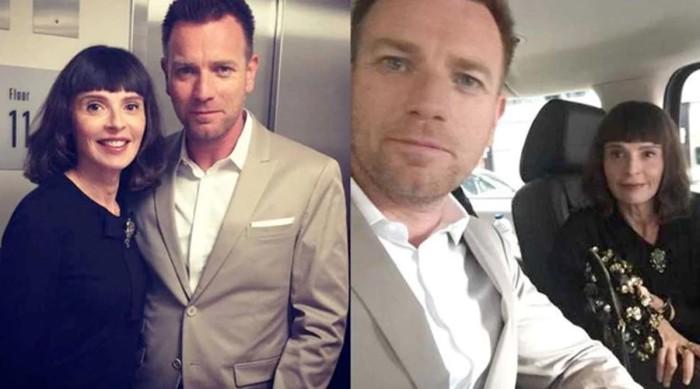 La exmujer de Ewan McGregor califica su divorcio como decepcionante y desagradable