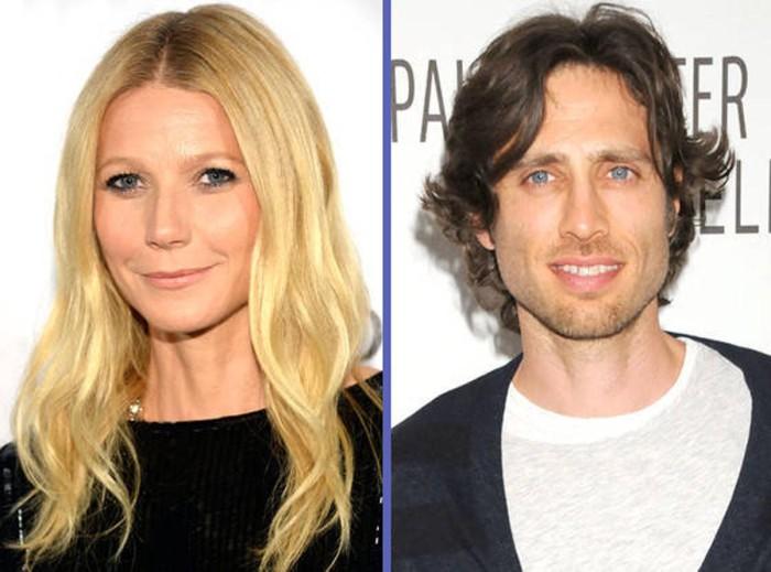 Gwyneth Paltrow y Brad Falchuk confirman su compromiso