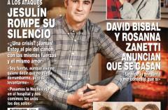 """Jesulín de Ubrique en ¡Hola!: """"Estoy al pie del cañón con el mismo amor"""""""
