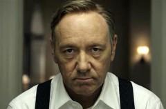 Kevin Spacey acusado de racismo durante el rodaje de House of Cards