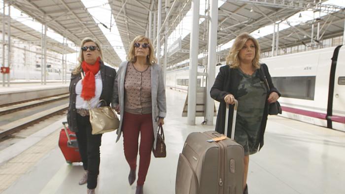 Las Campos se marchan a Chile con Bigote Arrocet para grabar su reality